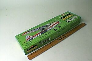 """Cessna 170 24""""Guillows #302 Balsa Wood Model Airplane Kit Open Box Complete gr1"""