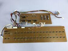 "Yamaha DX7-IIFD DX7 II FD Panel boards (PNA and PNB) ""Untested"""