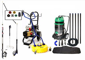 All In One Paving Driveway and Gutter Cleaning Business Package