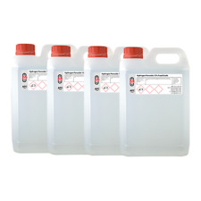 Calidad alimentaria el peróxido de hidrógeno 12% 4 X 5 litros (20L) ** de alta calidad de grado alimenticio **