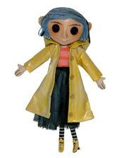 "Coraline Doll 10"" Replica Poseable Tim Burton"