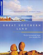 Australia Post Design Set 2000 - Great Southern Land International Stamps - MNH