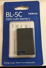 battery Nokia bl-5c 1020 mah in blister for Nokia Nokia 1616 1650 1680 C 1800
