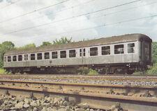 Photo ca.15x10 cm voiture du Train régional 2 CLASSE à partir de l'année 1967