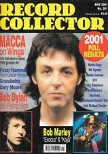 Record Collector magazine NO.261 March 84 Paul McCartney, XTC, Bob Dylan etc.