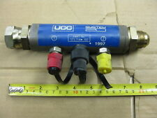 Parker UCC System 20 STI.114*.100 Inline Hydraulic Pressure Flow Meter Sensor