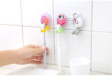 Cartoon Cute Toothbrush Holder Children Wall Mounted