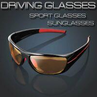 2019 Night Vision Driving Glasses HD Polarized Sunglasses UV400 Outdoor Eyewear
