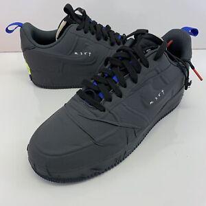 "Nike Air Force 1 Experimental ""Black"" Men's Size 9 BLK/ANTHRCT-CHLE CV1754 001"