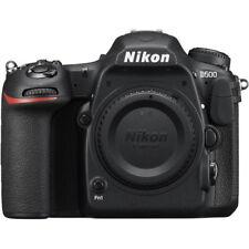 New NIKON D500 DSLR Camera Body Only 20.88MP Digital Camera