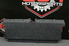 Ford Mustang GT 2018 Trunk sill trim CARPET COVER #21