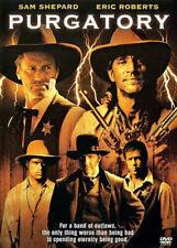 Purgatory DVD Eric Roberts Movie 1999 Sam Shepard Western Action - Region 4 Aus