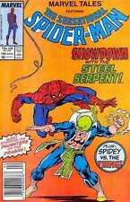 Marvel Tales #198 FT Spider-man iron fist US bd Venom Marvel Team-Up #64