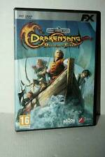 DRAKENSANG THE RIVER OF TIME GIOCO USATO PC DVD VERSIONE ITALIANA RS2 51596