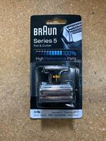 Braun Series 5 51S Foil & Cutter Replacement Head, Series 5 Models - 590cc