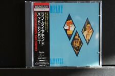 BAD COMPANY - ROUGH DIAMONDS (JAPAN CD WITH OBI)