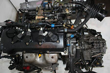 00 01 02 NISAN SENTRA 1.8L TWIN CAM 16-VALVE 4CYL ENGINE JDM QG18DE SENTRA MOTOR
