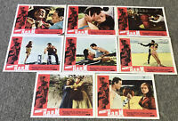 1966 AGENT FOR H.A.R.M. lobby cards ~ set of 8 ~ Agent For Harm