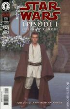 Star Wars Episode 1 Obi-Wan Kenobi 1B Photo Variant FN 1999 Stock Image