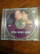 Eyes Wide Shut [R-Rated Edition] dvd oop Kubrick Kidman cruise drama