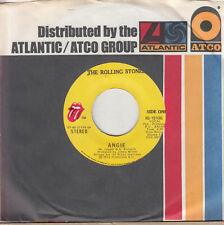 THE ROLLING STONES Angie / Silver Train 45 U.S  SirH70