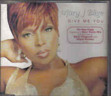 Mary J Blige-Give Me You cd maxi single