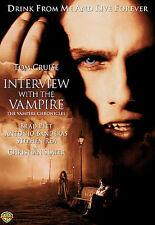 Interview with the Vampire1994 Horror dvd TOM CRUISE Brad Pitt CHRISTIAN SLATER
