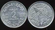 MAROC 2 francs 1951  SUP