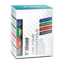Four Essentials - Vitamins, Omega-3, Antioxidants & Probiotics - 30 Day Supply