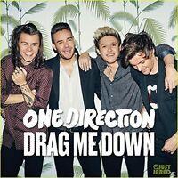 ONE DIRECTION - DRAG ME DOWN  CD SINGLE NEU