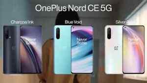 Brand new OnePlus Nord CE 5G Global Version 8/12GB RAM Storage 128GB/256GB