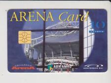 Amsterdam Arena Card 1996 Amsterdam Arena 10 Gulden