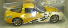 1/18,  1999 Corvette Rolex Pace car , yellow , in the box, the box may or may n