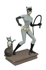 FEMME FATALE BATMAN ANIMATED SERIES CATWOMAN PVC STATUE! BTAS! Harley Quinn NEW