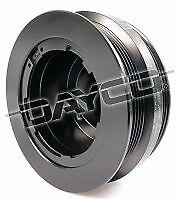 POWERBOND RACE HARMONIC BALANCER FOR 2004-08 VZ VE HOLDEN COMMODORE V6 3.6L 20%