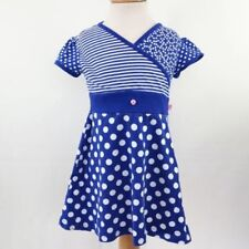 Autumn Long Sleeve Cotton Blend Dresses (2-16 Years) for Girls
