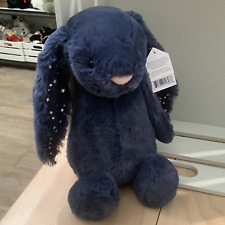 Jellycat Plush Toy Bashful Bunny Stardust Medium - 31cm