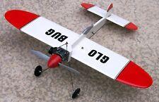 "Vintage GLO-BUG PLAN for Carl Goldberg's 27"" Old Time UC Stunt Model Airplane"