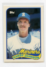 1989 TOPPS TRADED # 57T   RANDY JOHNSON , ROOKIE