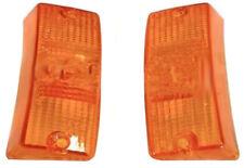 Gemme Frecce Anteriori Arancioni Piaggio Vespa PX PE tutti i modelli 125 150 200