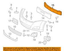 TOYOTA OEM 07-11 Camry Front Bumper-Impact Reinforcement Bar Rebar 5202106041