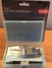 Logik 5 in 1 Camera Phone  Cleaning Kit L5iN1CC15 Lens Pen Cloths Screen LCD