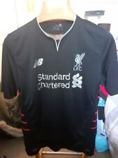 Liverpool Football Shirt Size Adults Medium