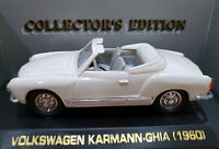 Volkswagen Karmann-Ghia 1960 escala 1/43 Die Cast Metal