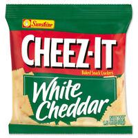 Sunshine Cheez-It Crackers 1.5oz Single-Serving Snack Bags 8/Box 12653