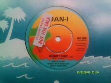 """DAN-I MONKEY CHOP 7"""" SINGLE 1979 N/MINT"""