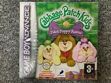 Cabbage Patch Kids Cachorro rescate Game Boy Advance GBA Nuevo Sellado 100% Original