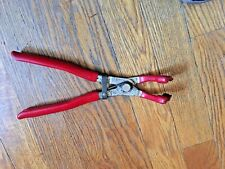 Vintage  Blue Point SPARK PLUG Pliers YA82