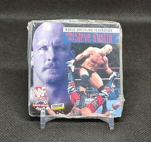 1997 WWF Stridex Limited Edition Collector Series Mini Cards : UNOPENED / WWE