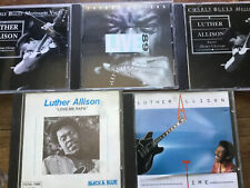 Luther Allison [5 CD Alben]  Live + Sweet Home Chicago + Love me  + Time
